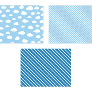 placemats wolken