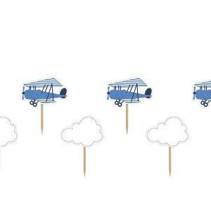toppers vliegtuigen