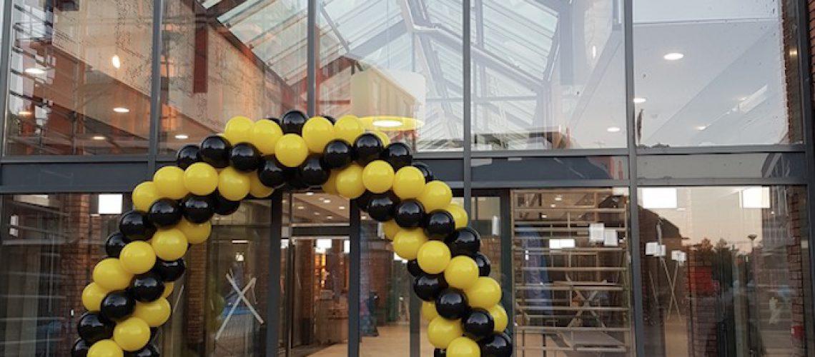 aballonnen-ballonnenboog-winkelcentrum
